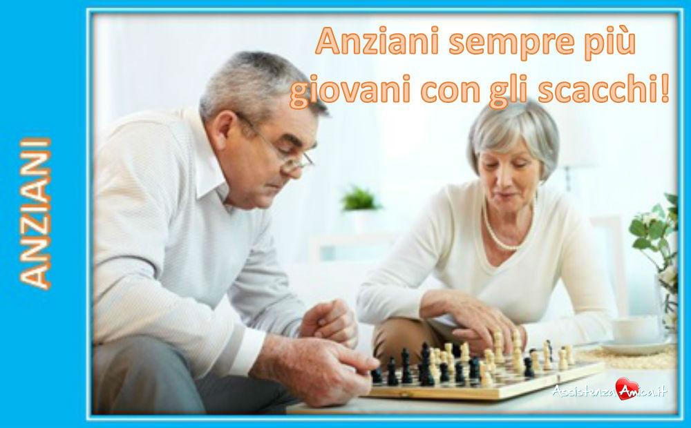 Sempre giovani con scacchi, sport e lingue straniere!
