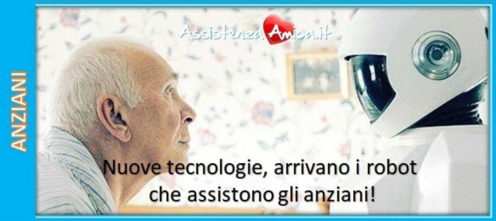 I robot in aiuto degli anziani: al traguardo il progetto europeo, a guida italiana, MOVE CARE