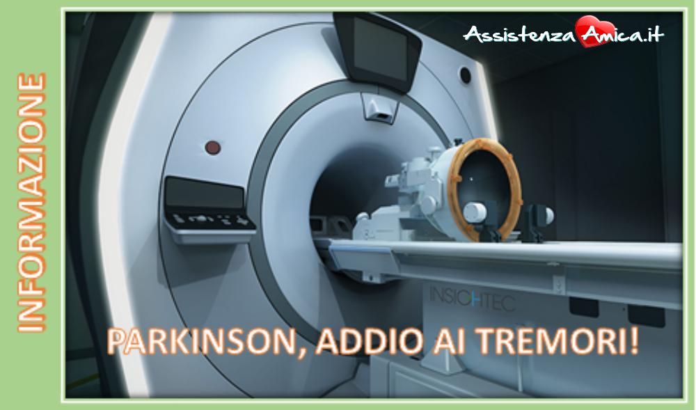 Parkinson, addio ai tremori grazie a una macchina rivoluzionaria: come funziona la MrgFUS!