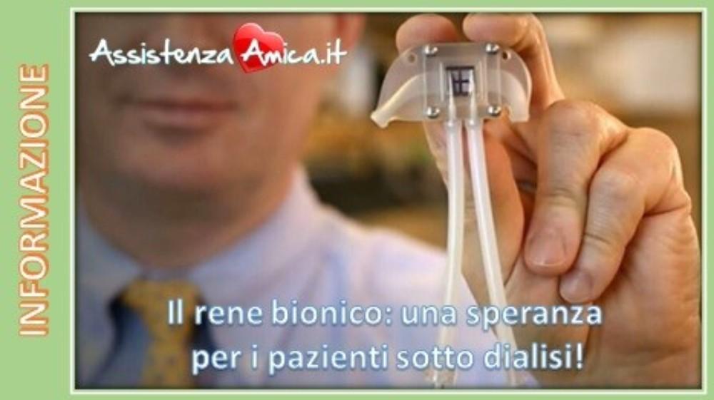Il rene bionico, l'organo artificiale che permetterà di dire addio all'emodialisi.