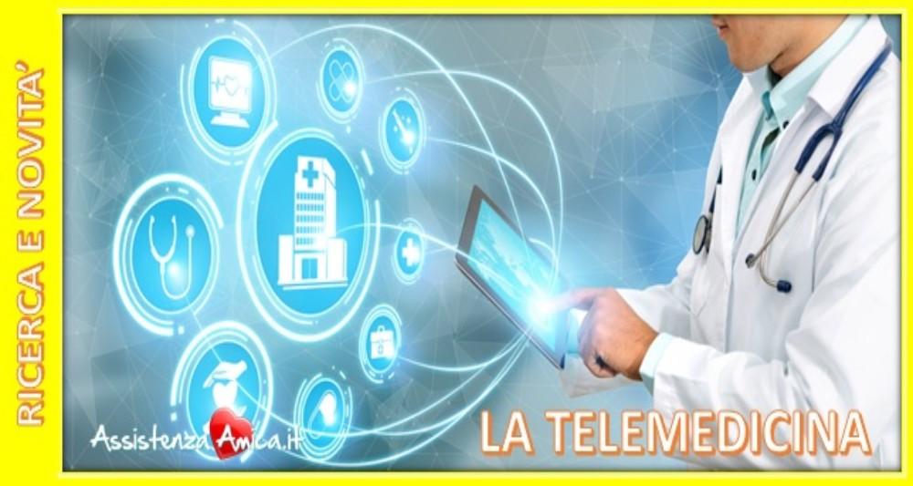 """Telemedicina: l'innovazione al servizio dei pazienti """"connessi"""""""